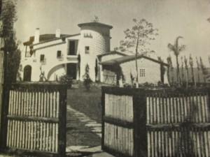 Fachada original 1937
