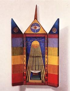 Pan Altar Mundi – 1954 Museo Xul Solar
