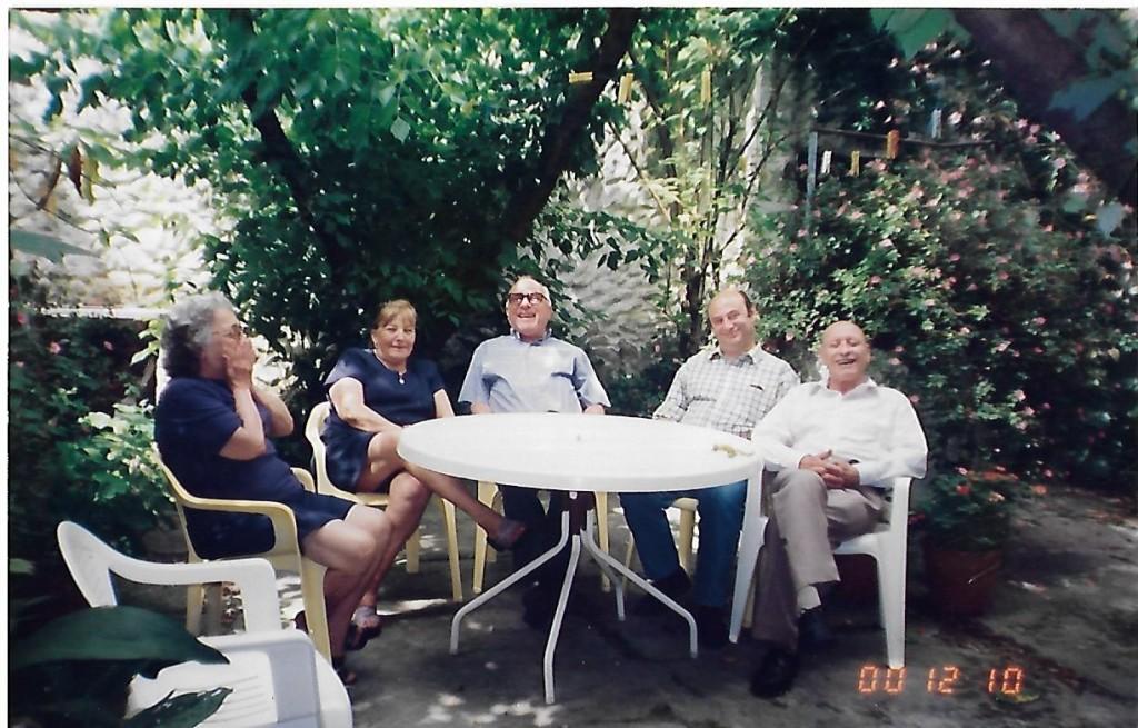 2010 Despedida de año en casa del RP Edel Torrieli