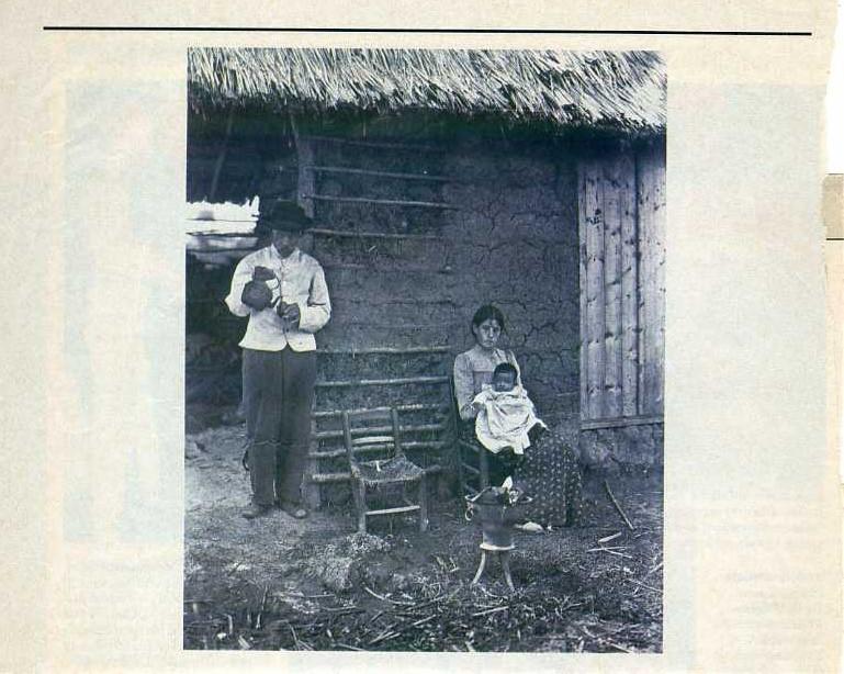 Henry Grant Olds - Tomando Mate San Fernando - Provincia de Buenos Aires